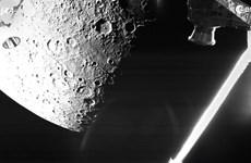 Tàu vũ trụ châu Âu-Nhật Bản gửi những hình ảnh đầu tiên về sao Thủy