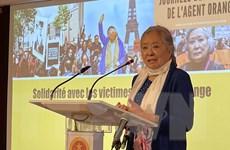 Collectif Vietnam Dioxine sát cánh cùng các nạn nhân chất độc da cam