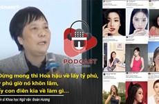 [Audio] Sự thật đằng sau phát ngôn nặng lời của Tiến sỹ Đoàn Hương