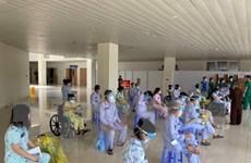 TP Hồ Chí Minh giảm số ca mắc mới và tử vong, tăng độ bao phủ vaccine
