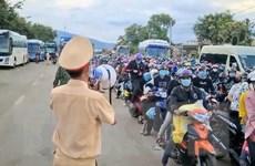 Gia Lai nỗ lực đón công dân về an toàn, ngăn ngừa COVID-19 lây lan
