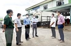 Chấn chỉnh việc thực hiện phòng chống dịch COVID-19 tại Phan Thiết