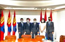 Thúc đẩy quan hệ hợp tác giữa hai Đảng và hai nước Việt Nam-Mông Cổ