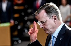 Hội đồng liên bang Đức bầu ông Bodo Ramelow làm Chủ tịch mới