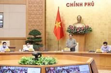 Thủ tướng chủ trì họp trực tuyến toàn quốc phòng chống dịch COVID-19