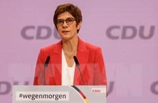 Đức: Các đồng minh của Thủ tướng Merkel thông báo rời Quốc hội