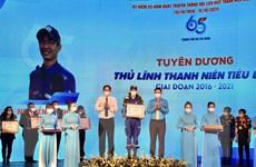 Thanh niên chung sức giúp TP.HCM khôi phục kinh tế sau đại dịch