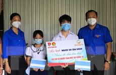 Đoàn Thanh niên chăm lo, hỗ trợ trẻ em mồ côi do đại dịch COVID-19