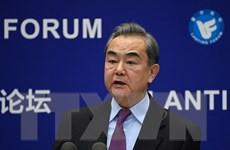 Trung Quốc cam kết thúc đẩy quan hệ chiến lược toàn diện với Iran