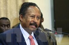 Thủ tướng Sudan công bố lộ trình giải quyết khủng hoảng chính trị