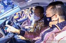 Indonesia đặt mục tiêu sản xuất 600.000 ôtô điện vào năm 2030