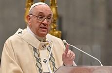 Giáo hoàng Francis lên án các vụ tấn công bạo lực trên thế giới