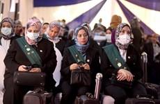 Hội đồng Nhà nước Ai Cập có nữ thẩm phán lần đầu tiên sau 75 năm