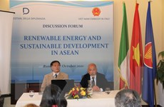 Thị trường năng lượng tái tạo tại ASEAN thu hút doanh nghiệp Italy