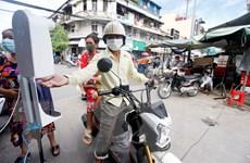 COVID-19: Campuchia diễn biến tích cực, các ca mắc mới ở Lào vẫn cao
