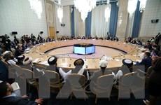 Hội nghị quốc tế tìm kiếm nhận thức chung về tình hình Afghanistan