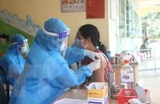 Sóc Trăng đẩy nhanh tiêm vaccine, nâng cao năng lực chống COVID-19