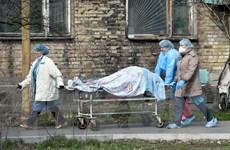 Tình hình dịch COVID-19 tại Ukraine và Đức xấu đi do tỷ lệ tiêm thấp