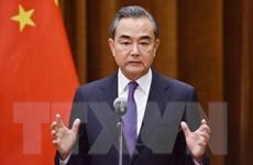 Ngoại trưởng Trung Quốc gặp phái đoàn chính quyền lâm thời Afghanistan