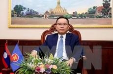 Lào: ASEAN cần thúc đẩy hợp tác và đoàn kết để giữ vai trò trung tâm