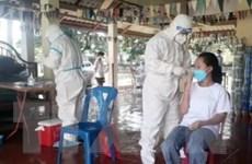 Quảng Bình hỗ trợ tỉnh Khăm Muộn của Lào phòng, chống dịch COVID-19