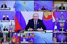 Thái Lan đề xuất 4 lĩnh vực hợp tác cho quan hệ ASEAN-Nga