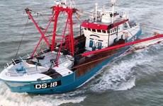 Quan hệ ngoại giao Anh-Pháp tiếp tục căng thẳng sau vụ bắt giữ tàu cá