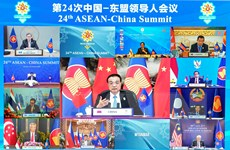 ASEAN-Trung Quốc nhấn mạnh tầm quan trọng việc thực hiện đầy đủ DOC