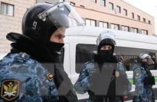 An ninh Nga ngăn chặn kịp thời âm mưu tấn công cơ sở quân sự