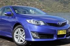 Camry, Prius v và RAV4 bị khuyến cáo về độ an toàn