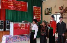 Bầu bổ sung đại biểu HĐND Mộc Châu và Vân Hồ