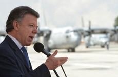 Colombia phản đối tàu hải quân Mỹ vi phạm lãnh hải