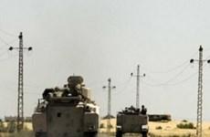 Ai Cập bắt đầu mở lại cửa khẩu Rafah tại Dải Gaza