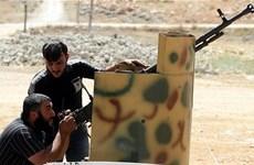 NATO lo ngại về tên lửa mà phiến quân Syria sở hữu