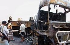 Đụng độ ở Yemen làm ít nhất 51 người thương vong