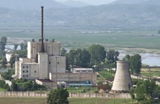 Triều Tiên chuẩn bị tái vận hành tổ hợp hạt nhân Yongbyon