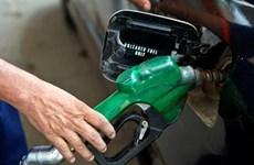 Giá dầu tăng do lo ngại tình hình chiến sự ở Nam Sudan