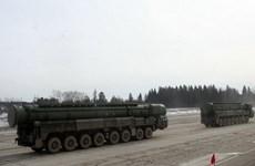 Nga thử thành công tên lửa đạn đạo RS-12M Topol