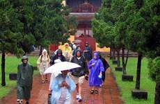 Gần 3.500 du khách nước ngoài xông đất cố đô Huế