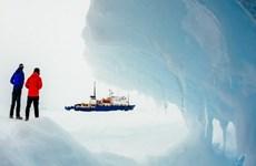 Bắt đầu chiến dịch giải cứu tàu Nga mắc kẹt ở Nam Cực