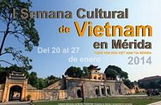 Khai mạc Tuần văn hóa Việt Nam tại Venezuela