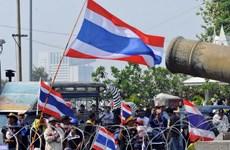 Thái Lan công bố thực thi lệnh tình trạng khẩn cấp