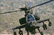 Indonesia được trang bị trực thăng Apache từ năm 2015
