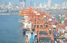 Xuất khẩu của Philippines tăng 7% trong tháng cuối 2013