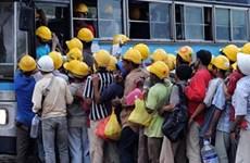 Malaysia bắt giữ 4.660 người nhập cư bất hợp pháp