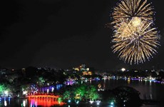 Hà Nội đón bằng xếp hạng 5 di tích quốc gia đặc biệt
