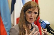 Mỹ kêu gọi triển khai quan sát viên quốc tế tới Ukraine