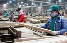 Khai mạc Hội chợ quốc tế đồ gỗ xuất khẩu Việt Nam