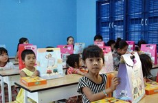 Khánh thành trường tiểu học Hữu nghị Khmer-Việt Nam