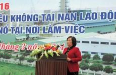 Phát động Tuần lễ quốc gia An toàn vệ sinh lao động
